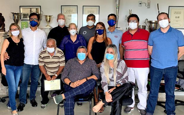 Assembleia aconteceu na sede da CBR em Florianópolis, com representantes de sete federações