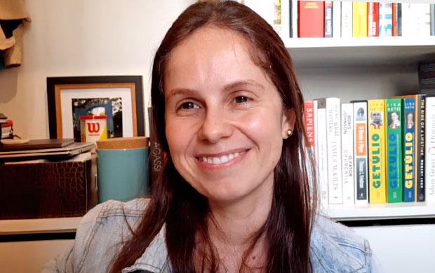 Mariana Miné, CEO da Confederação Brasileira de Rugby (CBRu)